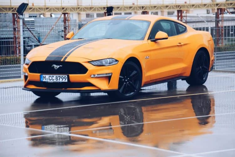 Ford Mustang GT mieten in münchen