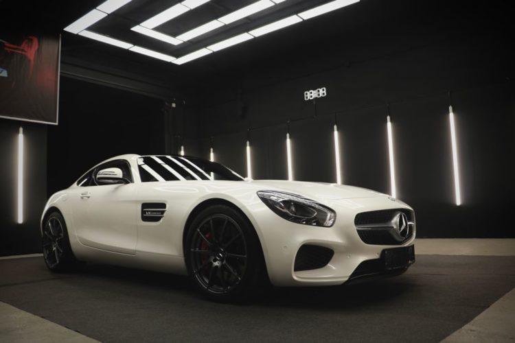Mercedes AMG GT S mieten in Leoben