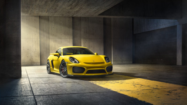Porsche Cayman GT4 mieten in Leoben