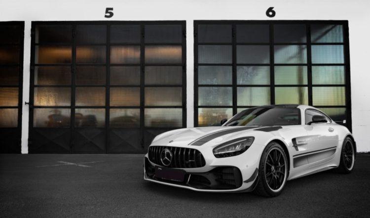 Mercedes-AMG GT R mieten in Bregenz