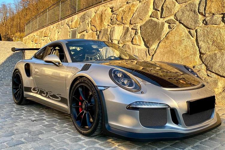 Porsche 911 GT3 mieten in Innsbruck