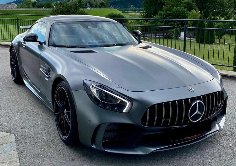 Mercedes AMG GT R mieten in Innsbruck