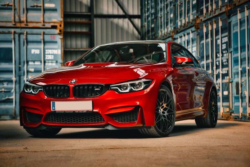BMW M4 Competition mieten in Salzburg