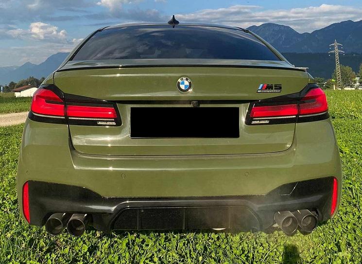 BMW M5 Competiton