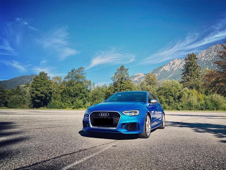 Audi RS3 mieten in Innsbruck